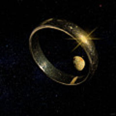 Deep Stellar Art Print by Doug Gibbons