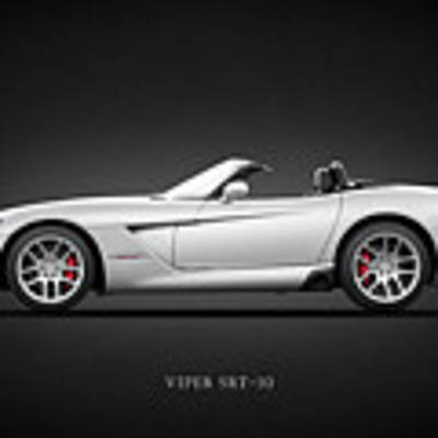 Dodge Viper Srt10 Art Print