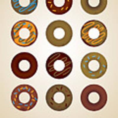 Donuts Original by Billy Dale