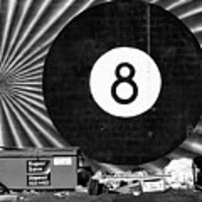 Eight Ball Dump Original by Paul W Sharpe Aka Wizard of Wonders