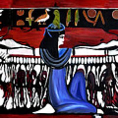 Goddess Art Print by Carmen Fine Art
