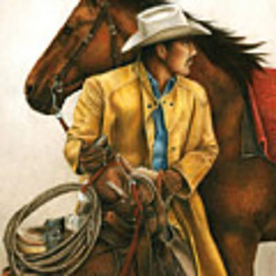 Western Cowboy Art