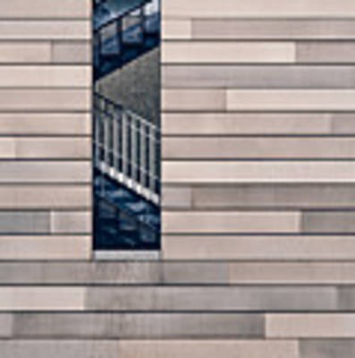 Hidden Stairway Art Print by Scott Norris