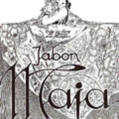 Jabon Art Print by ReInVintaged