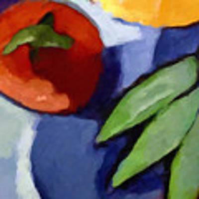 La Tomat Art Print
