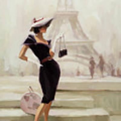 Love, From Paris Original by Steve Henderson