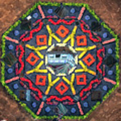Octagon Art Print by James Billings