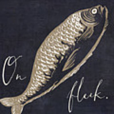 On Fleek Art Print by Mindy Sommers