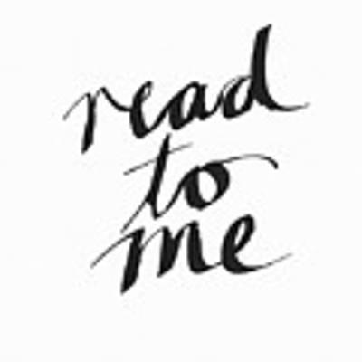 Read To Me- Art By Linda Woods Art Print
