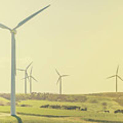Rustic Renewables Art Print by Jorgo Photography - Wall Art Gallery