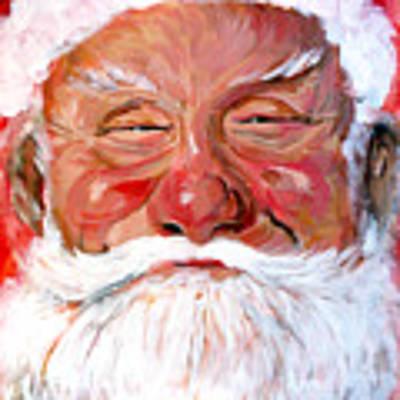 Santa Claus Original by Tom Roderick