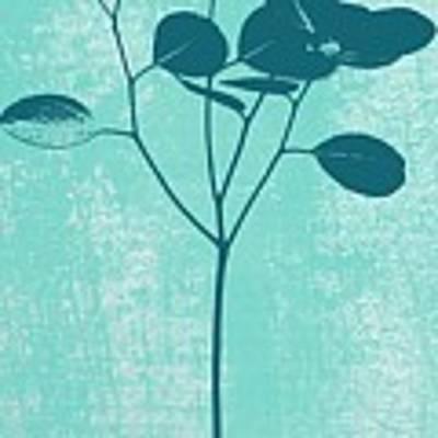 Serenity Art Print by Linda Woods