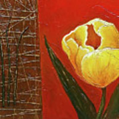 Spring Messenger Art Print by Phyllis Howard