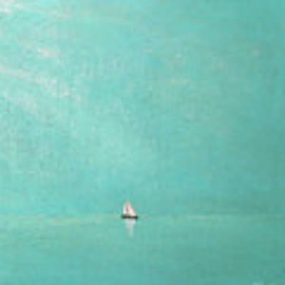 Subtle Atmosphere - Triptych 3 Of 3 Art Print by Jaison Cianelli