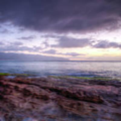 Sunset Dream Art Print by Break The Silhouette