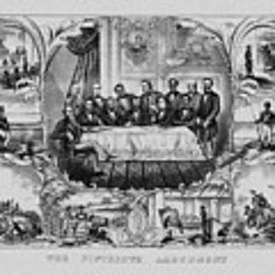 The Fifteenth Amendment  Art Print