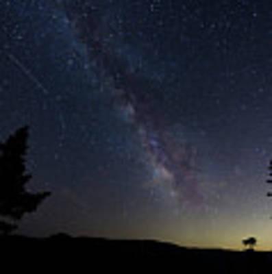 The Milky Way 1 Art Print by Jim Thompson