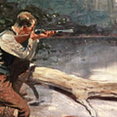 The Winchester Art Print
