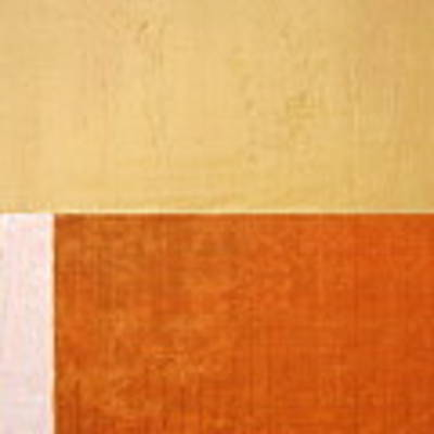 Topaz Pink Orange Art Print