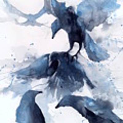 Totem 3 Art Print