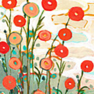Under The Desert Sky Art Print