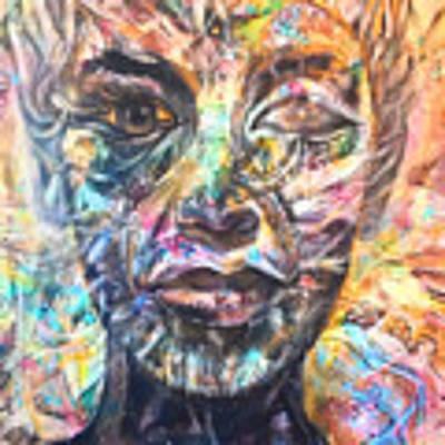 Wa En Re Art Print by Robert Thalmeier
