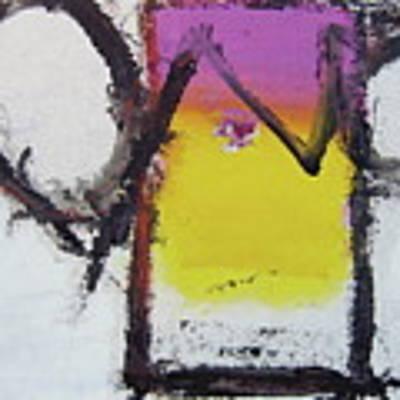 Watch And Listen Art Print by Cliff Spohn
