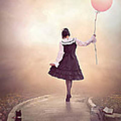 When It's Spring ... Art Print by Nataliorion