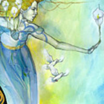 Witness Original by Patricia Ariel