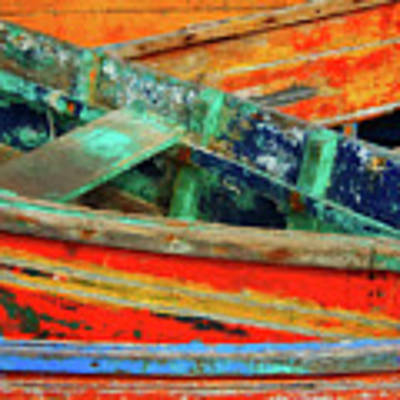 Yucalpeten 3 Art Print by Skip Hunt