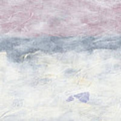 18x24 Impressionist Painting Close-1 Art Print by Gordon Punt