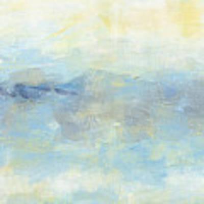 18x24 Minimal Painting-1 Art Print by Gordon Punt