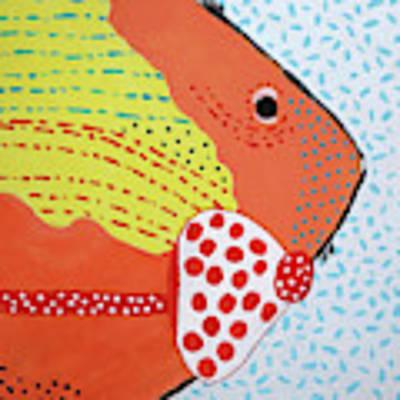 Al Bacores Big Night Out Art Print by Deborah Boyd