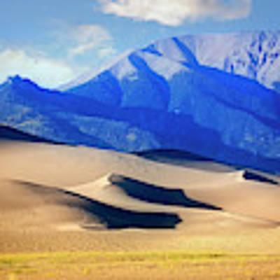 Colorado Dunes Art Print by Scott Kemper