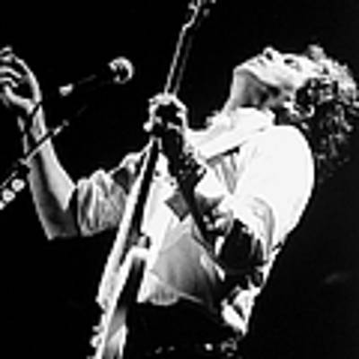 Keith Richards Performs At The Beacon Art Print by New York Daily News Archive