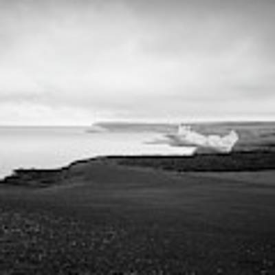 Seven Sisters White Cliffs Art Print by Perry Rodriguez