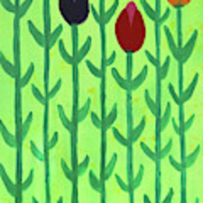 The First Sign Of Spring Art Print by Deborah Boyd