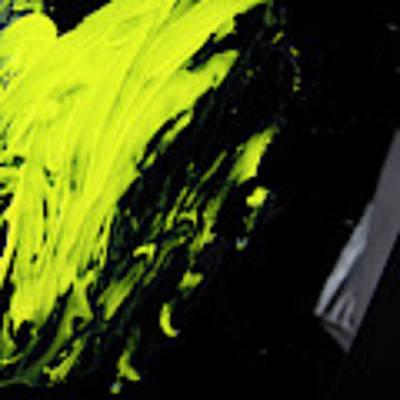 Yellow, No.2 Art Print by Eric Christopher Jackson