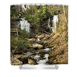 Amacola Falls Shower Curtain