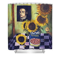 Goyas Shower Curtain
