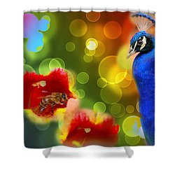 ? Shower Curtain
