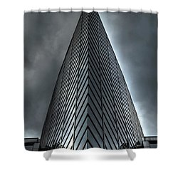 Windows Shower Curtain by Michelle Meenawong