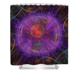 0001 Shower Curtain by I J T Son Of Jesus