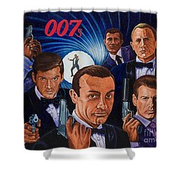 007 Shower Curtain