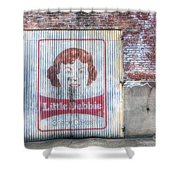 0256 Little Debbie - New Orleans Shower Curtain