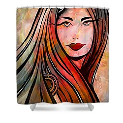 051-13 Shower Curtain