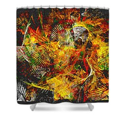 057-13 Shower Curtain