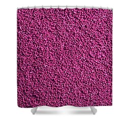 Abstract Texture - Purple Shower Curtain