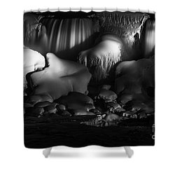 American Falls Shower Curtain