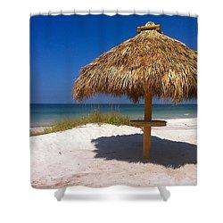Anna Maria Island Shower Curtain